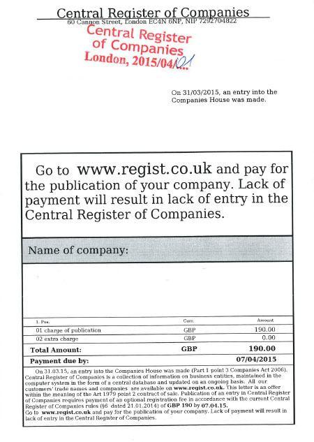 Companies-Houuse-Scam-Letter