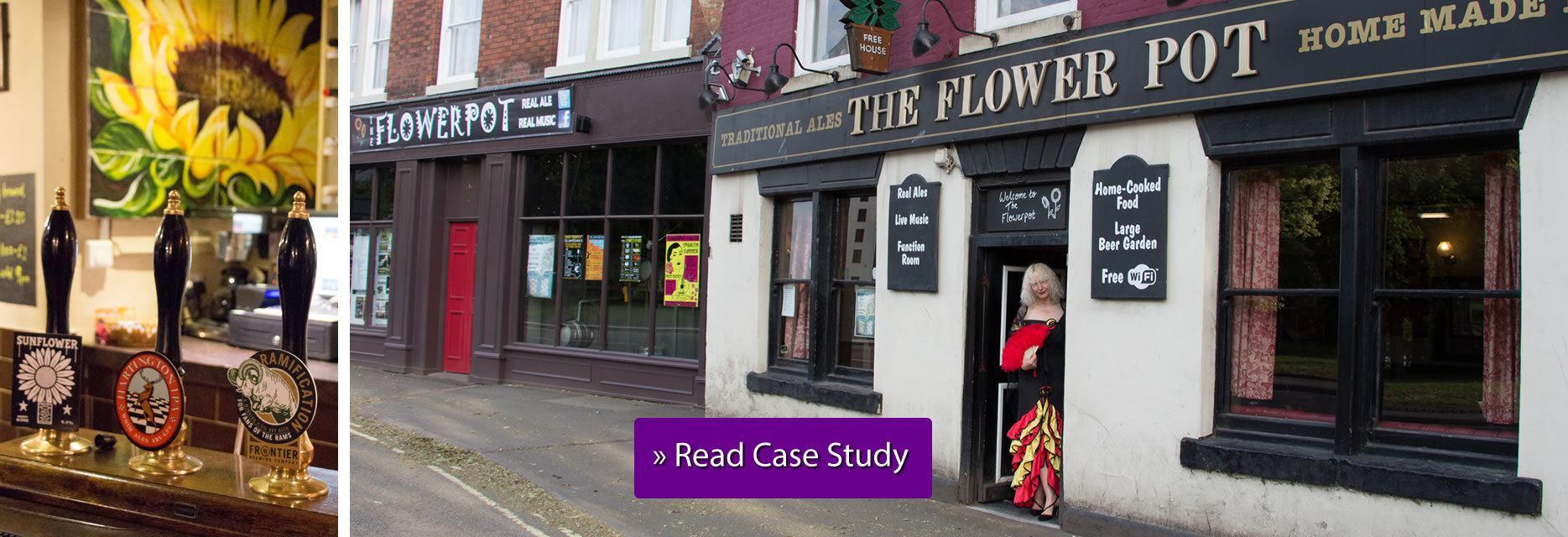 Flower Pot Pub Case Study